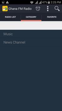 Ghana Radios screenshot 3