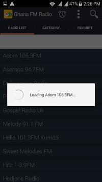 Ghana Radios screenshot 5