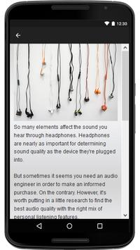 Best Headphones screenshot 2
