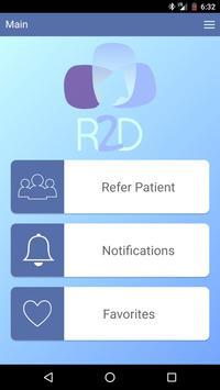 Refer2Doc - R2D screenshot 1
