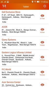 TSR-Technology Support Request apk screenshot