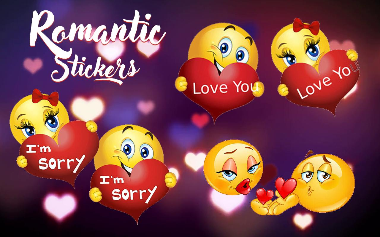 Romantic Stickers for Android - APK Download
