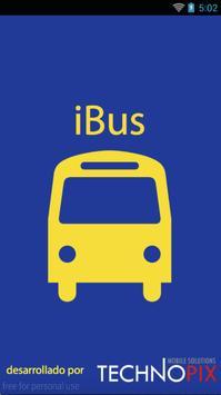 IBus Cordoba poster