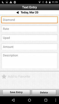 Work Tracker apk screenshot