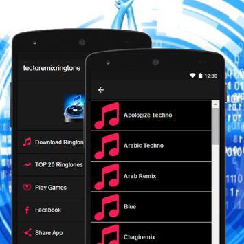 Techno Remix Ringtones screenshot 1