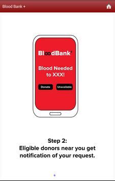 BloodBank+ apk screenshot