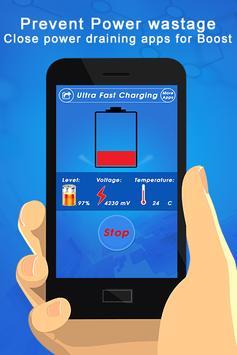 Fast Battery Charging : Extend 5X Battery Life screenshot 1