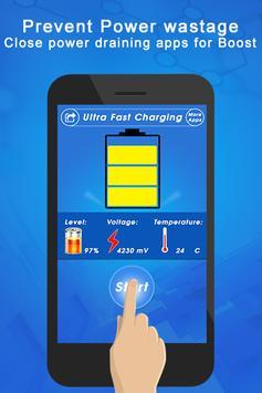 Fast Battery Charging : Extend 5X Battery Life screenshot 3