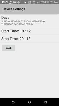 Mobitrack GPS tracker apk screenshot