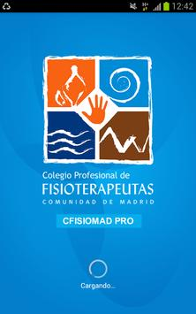 CFISIOMAD PRO poster