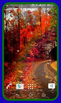 Autumn Live Wallpaper apk screenshot