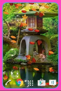 Diwali Garden Live Wallpaper poster