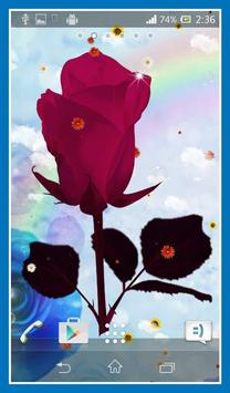 Rose Live Wallpaper poster