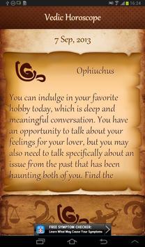 Vedic Horoscope screenshot 5