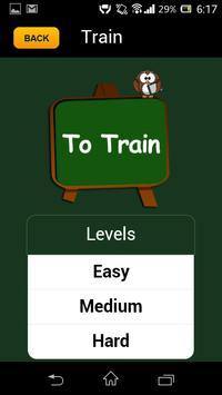 Learn Tables apk screenshot