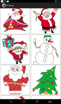 Christmas greeting apk screenshot