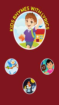 English Nursery Rhymes Kids poster