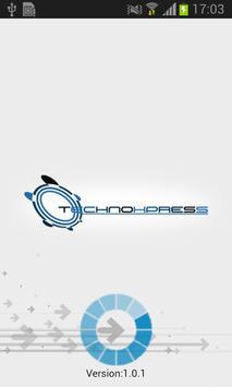 Technoxpress poster