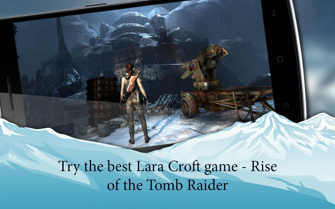 Lara Croft Adventures Tomb Raider Games For Android Apk Download