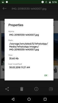 Chat App Media Gallery screenshot 6