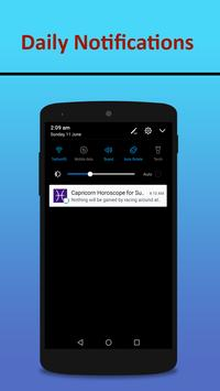 Daily Horoscope App Free apk screenshot