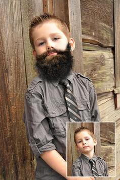Man Mustache Beard Style Pro poster
