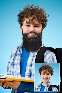Man Mustache Beard Style Pro apk screenshot