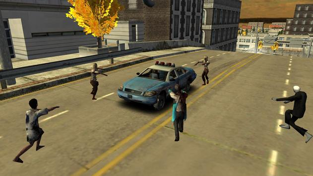 Zombie Escape2-TheDriving Dead battlegrounds apk screenshot