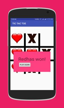 Tic Tac Toe:2018 screenshot 3