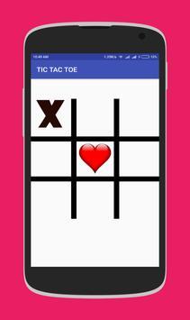Tic Tac Toe:2018 screenshot 1
