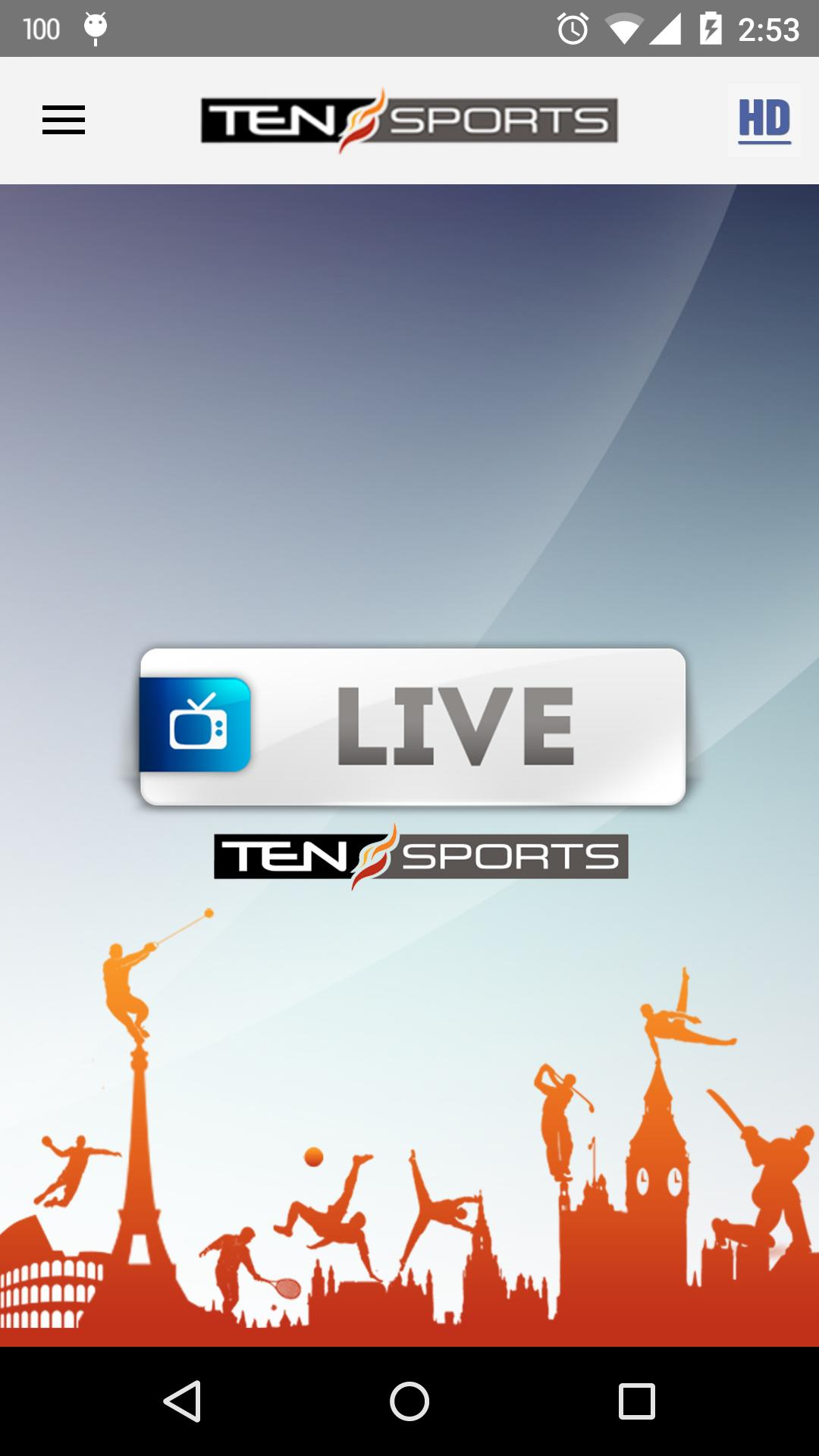 Tensports for Android - APK Download