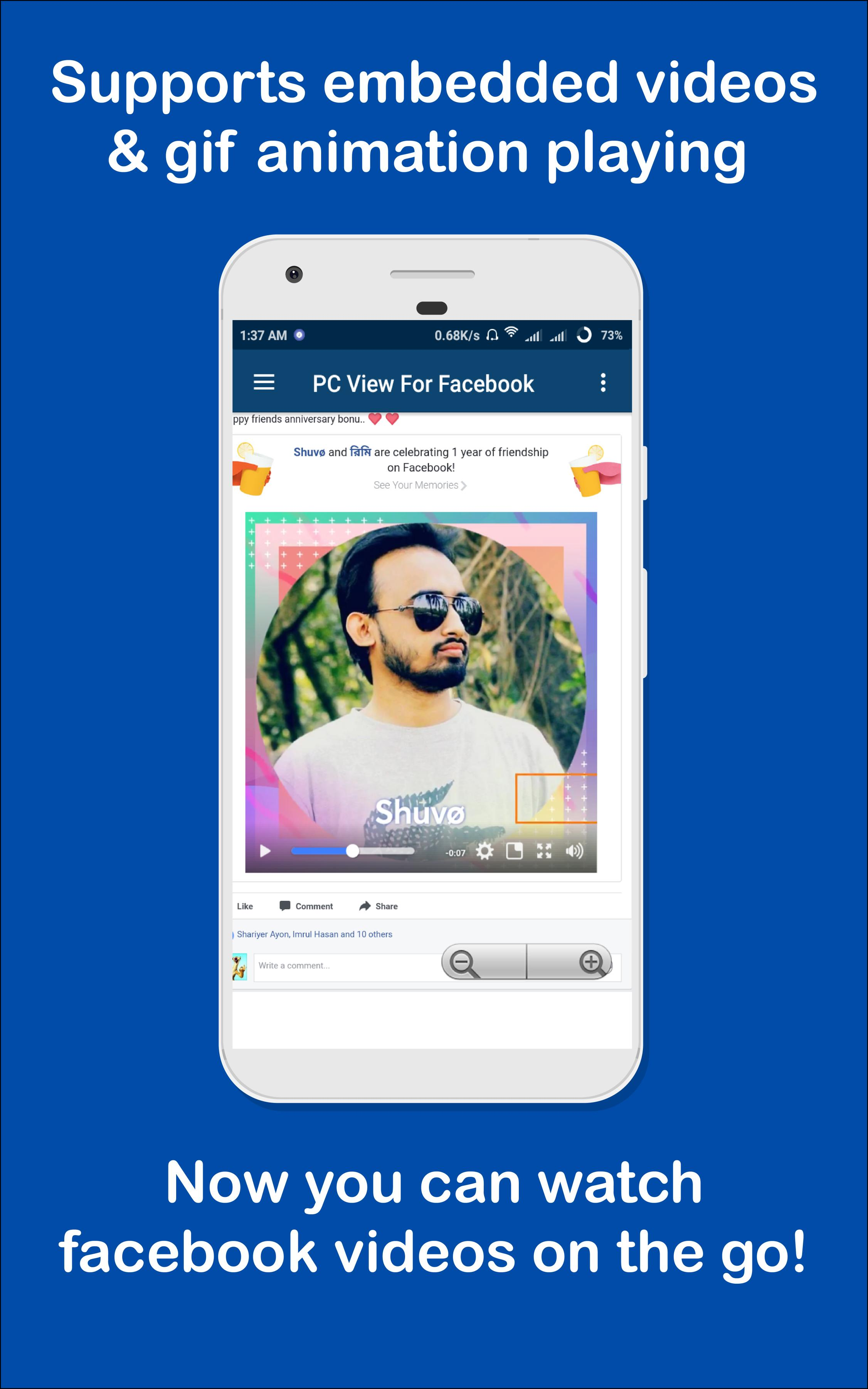 PC View For Facebook for Android - APK Download
