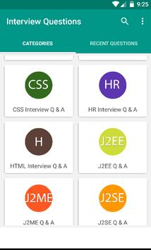Interview Q&A Techpreparation screenshot 1
