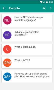 Interview Q&A Techpreparation screenshot 7
