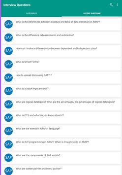 Interview Q&A Techpreparation screenshot 8