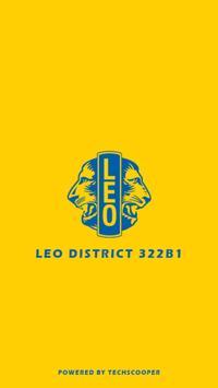 Leo District 322B1 poster