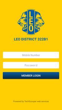 Leo District 322B1 screenshot 1