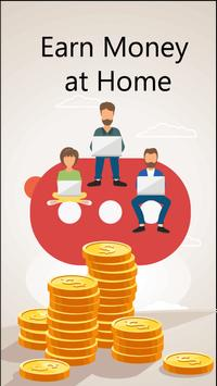 How to make money online? poster