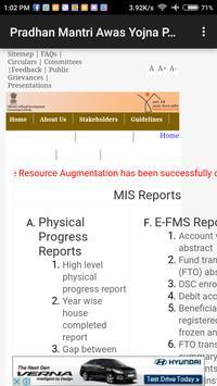 Pradhan Mantri Awaas Yojna PMAYG apk screenshot