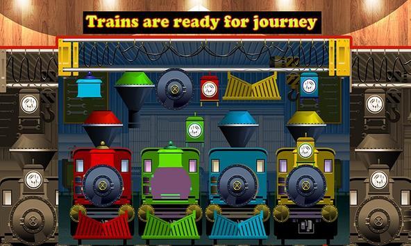 Train Engine Factory: Builder & Maker Game screenshot 2