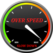 SPEED METER, SPEED TEST APP, SPEED CHECK- techsial icon