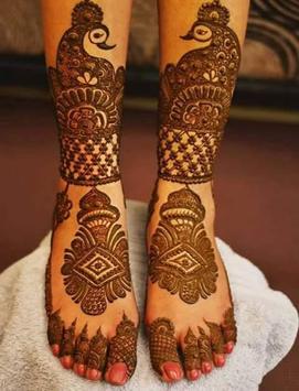 Bridal Mehndi Designs 2017 Apk Screenshot