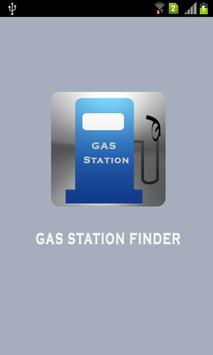 GAS Station Finder poster