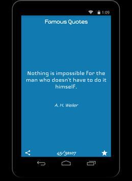 32000+ Famous Quotes screenshot 4