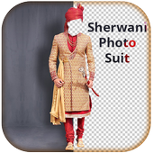 Sherwani Photo Frames icon