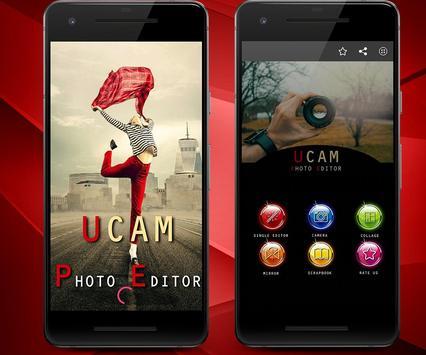 ucam photo collage poster