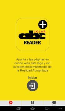 ABC Reader poster