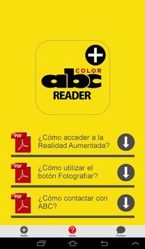 ABC Reader apk screenshot