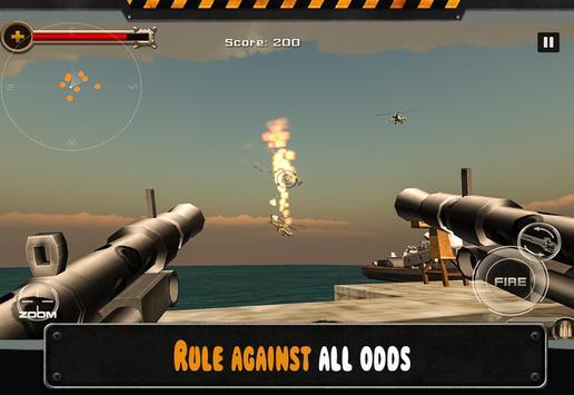 Modern Navy Gunner Warfare - FPS Shooter Commando screenshot 1
