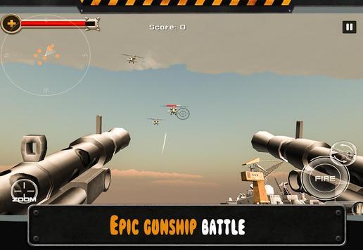 Modern Navy Gunner Warfare - FPS Shooter Commando screenshot 5